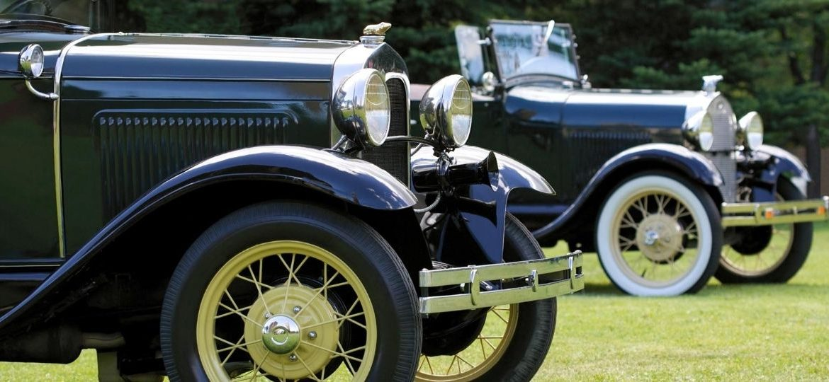 3 of the Most Important Cars in History