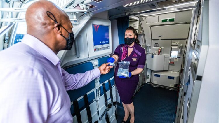 Delta Air Lines, the Aeroporti di Roma and Hartsfield-Jackson Atlanta International Airport have joined in a first-of-its-kind trans-Atlantic COVID-19 testing program that will enable quarantine-free entry into Italy.