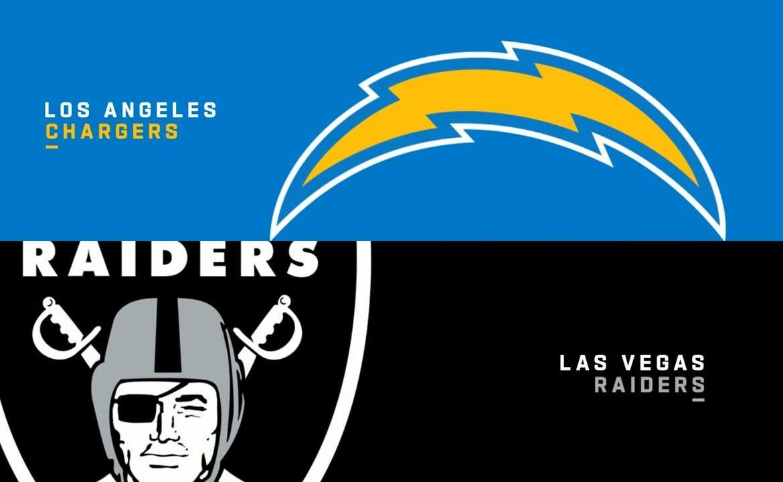 Raiders vs Chargers Week 15
