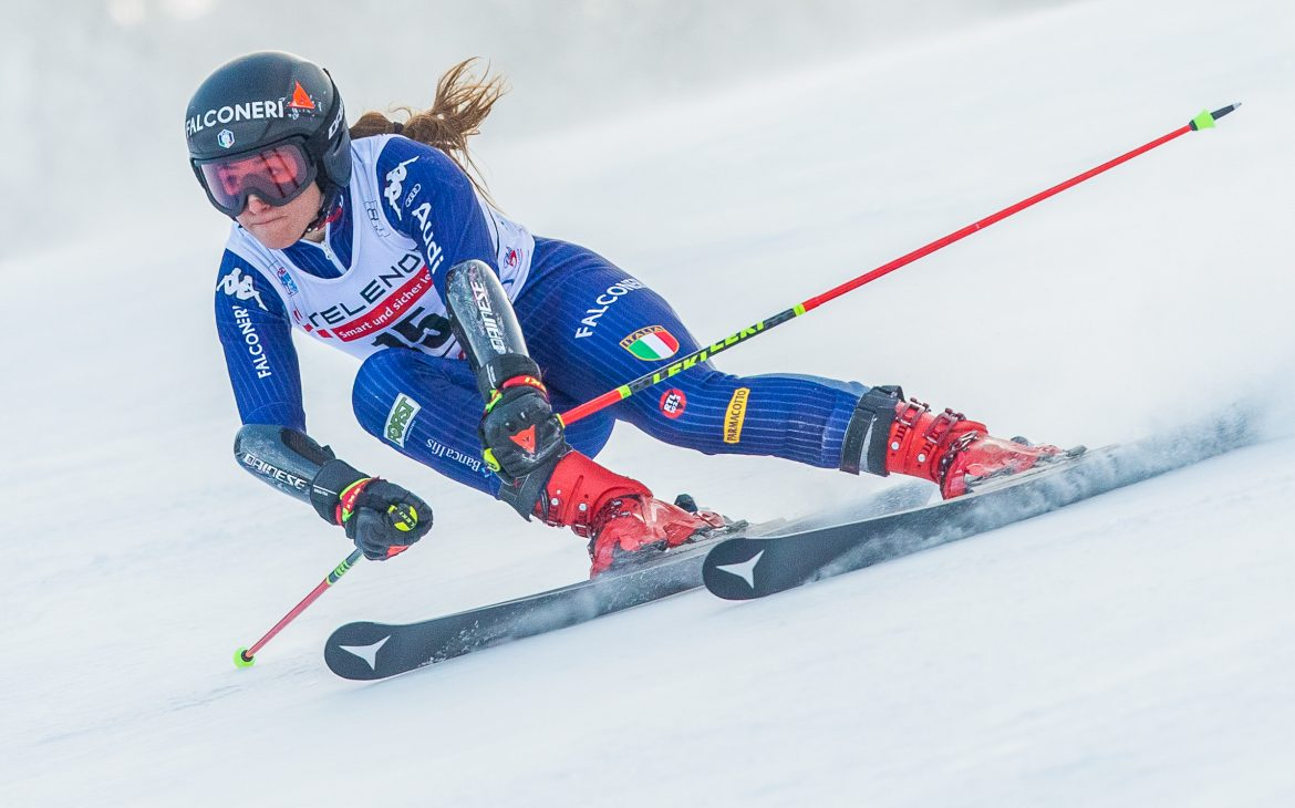 Goggia wins back-to-back Crans Montana Victories