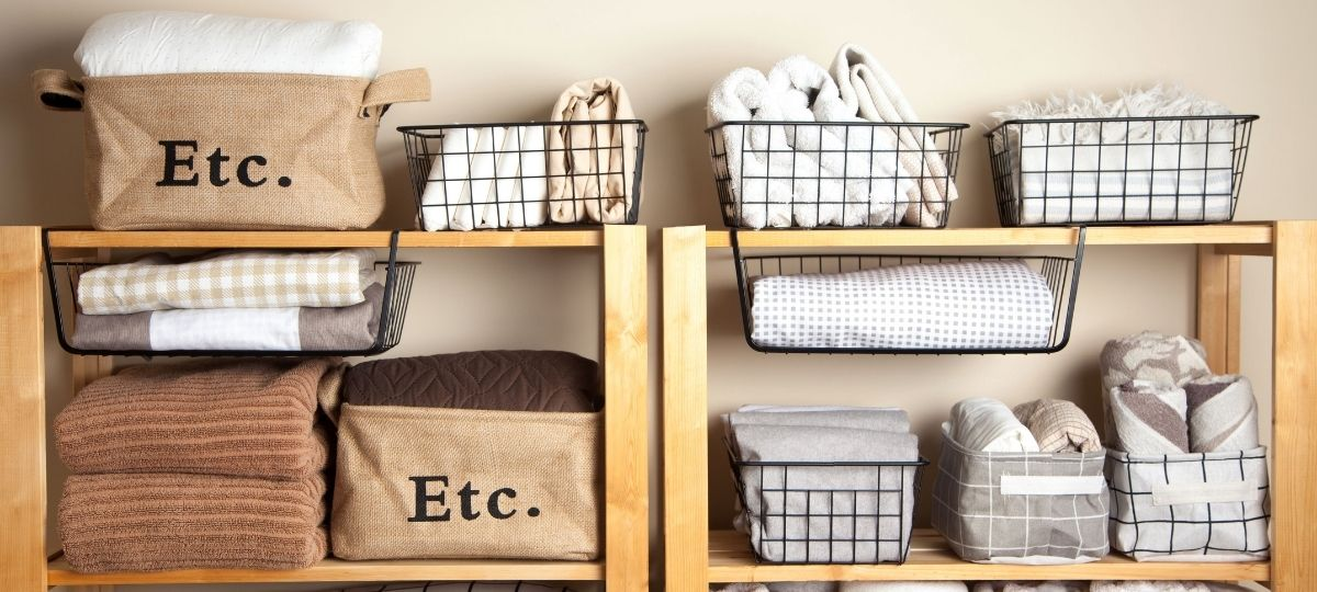 4 Ways To Increase Home Storage Space