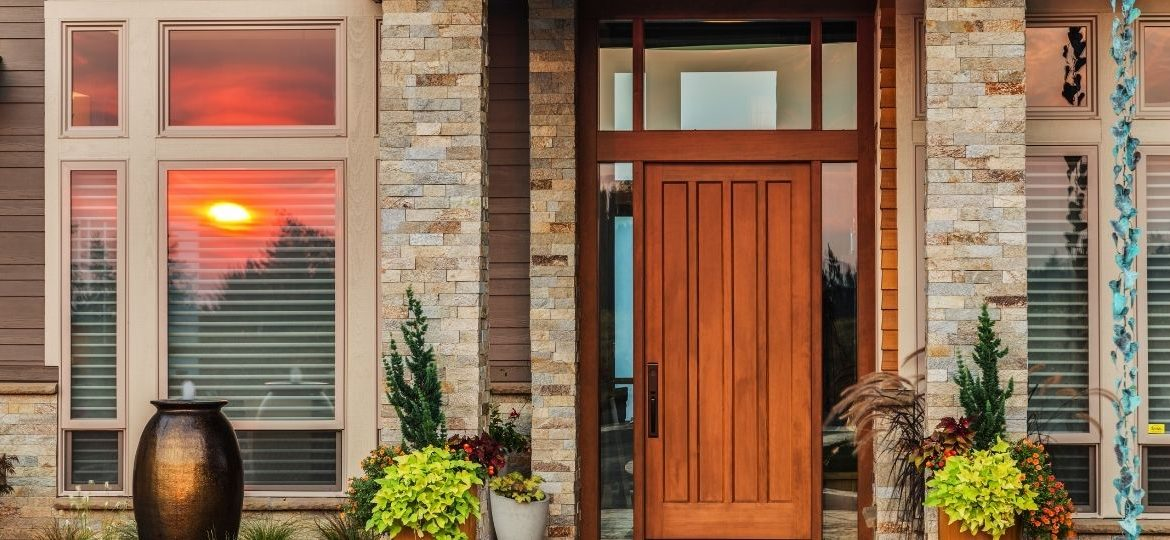 Best Types of Exterior Doors for Direct Sunlight