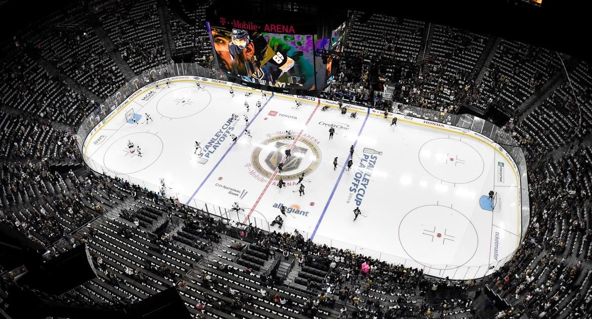 Vegas Knights at T-Mobile Arena