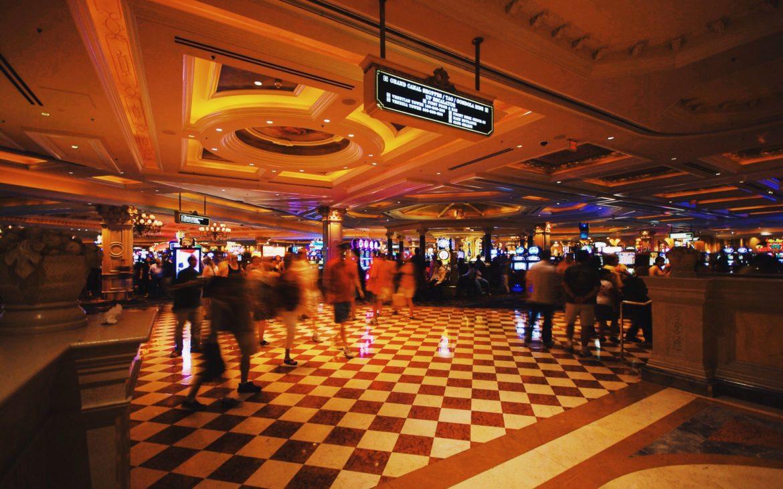 Las Vegas Casino Floor
